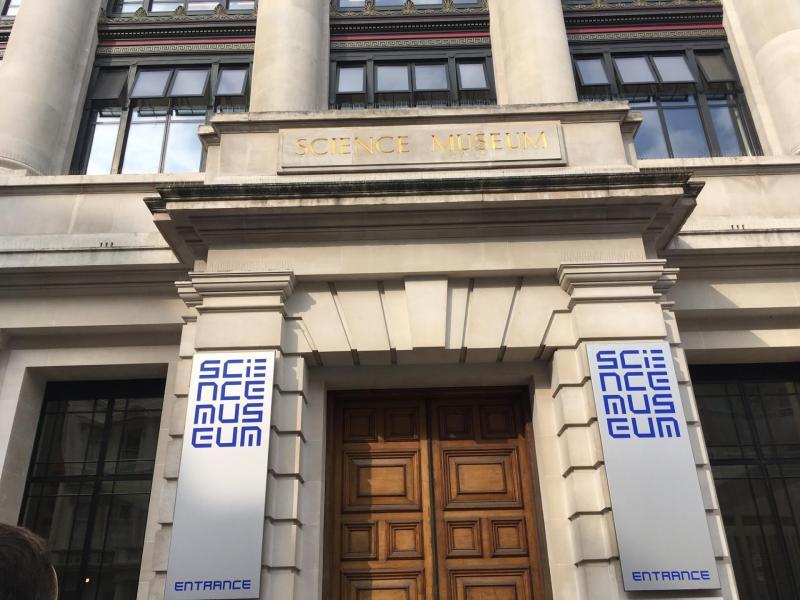Musée des Sciences à Londres