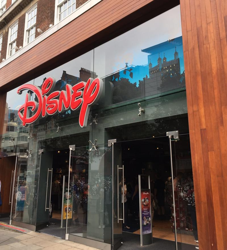 Disney Store Oxford Street