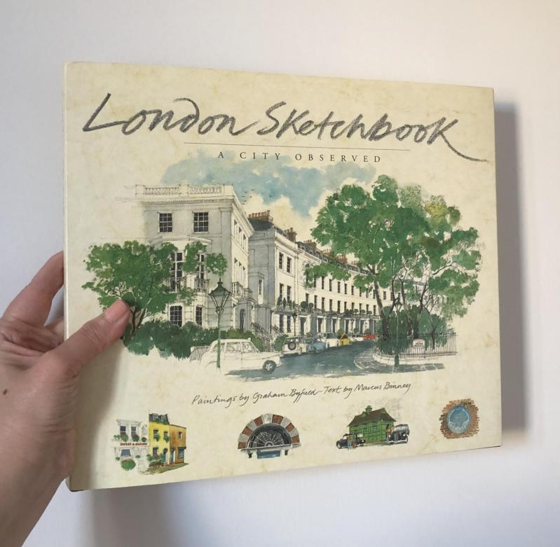 Week-end lecture #181 : London Sketchbook