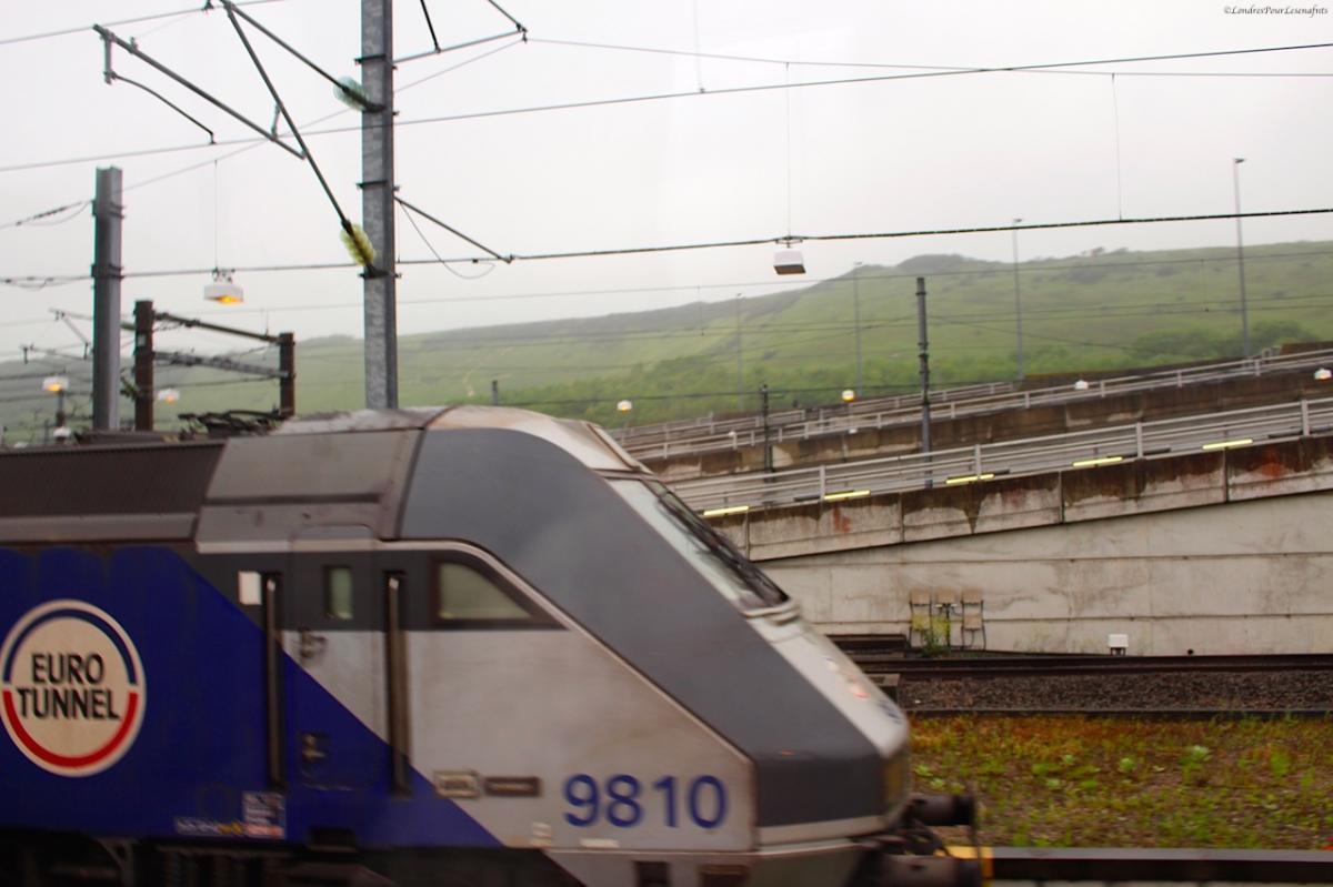 Eurotunnel, the shuttle