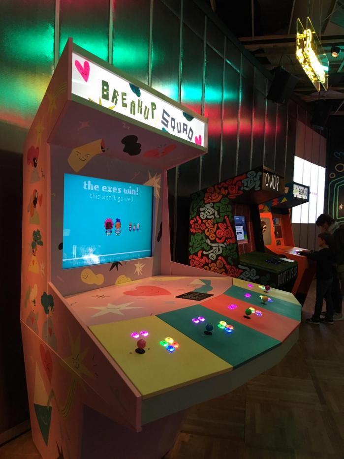 l'exposition Geek à ne pas manquer au V&A : Videogames'exposition Geek à ne pas manquer au V&A : Videogames'exposition Geek à ne pas manquer au V&A : Videogames