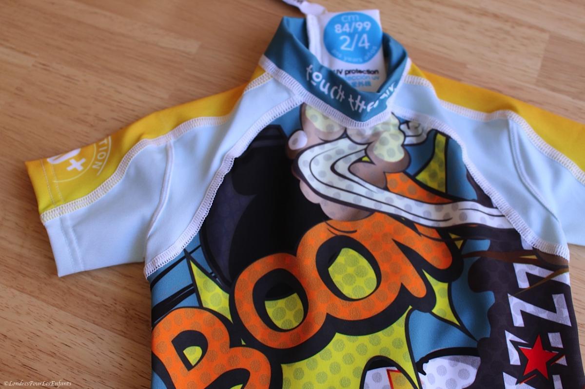 4BB2, la référence en matière de maillots anti UV