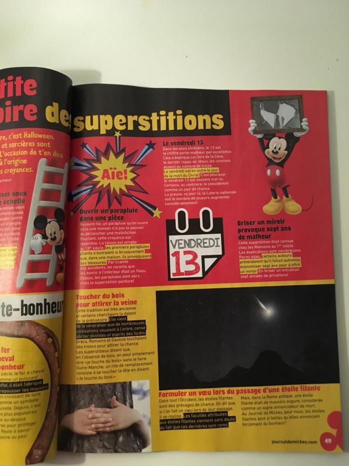 Le Journal de Mickey : la revue qui a su traverser les années sans prendre une ride