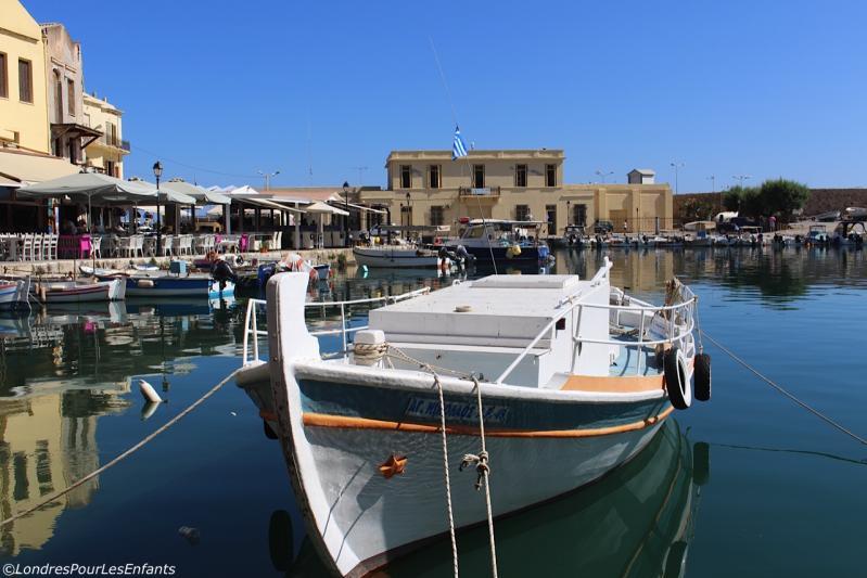 Port de Rethymno
