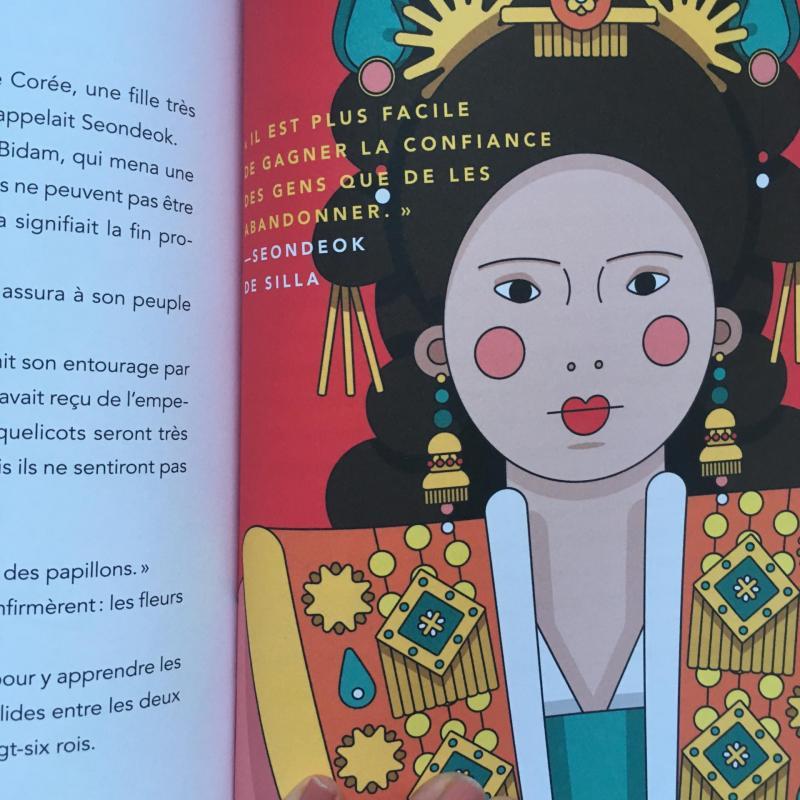 Week-end lecture #175 : Histoires du soir pour filles rebelles