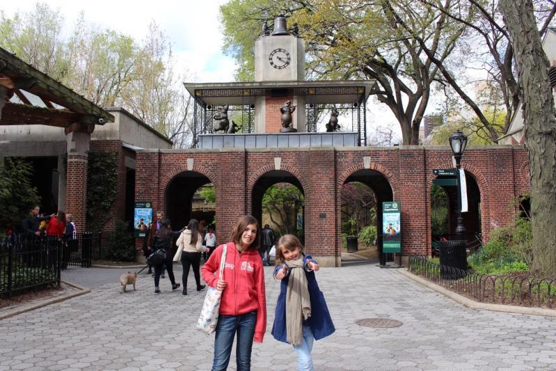 Le Zoo de Central Park avec les kids