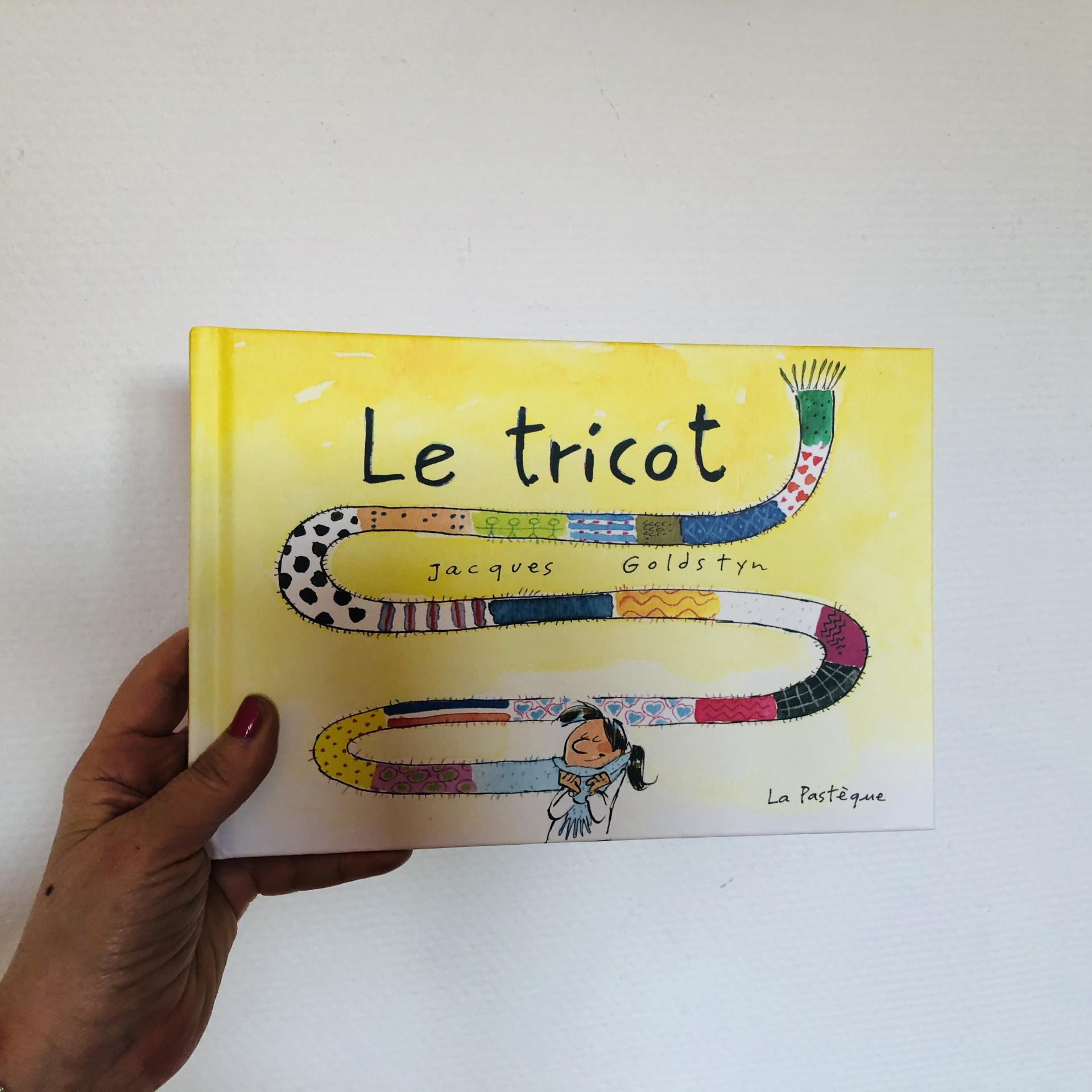 Week-end lecture #222 : Le tricot
