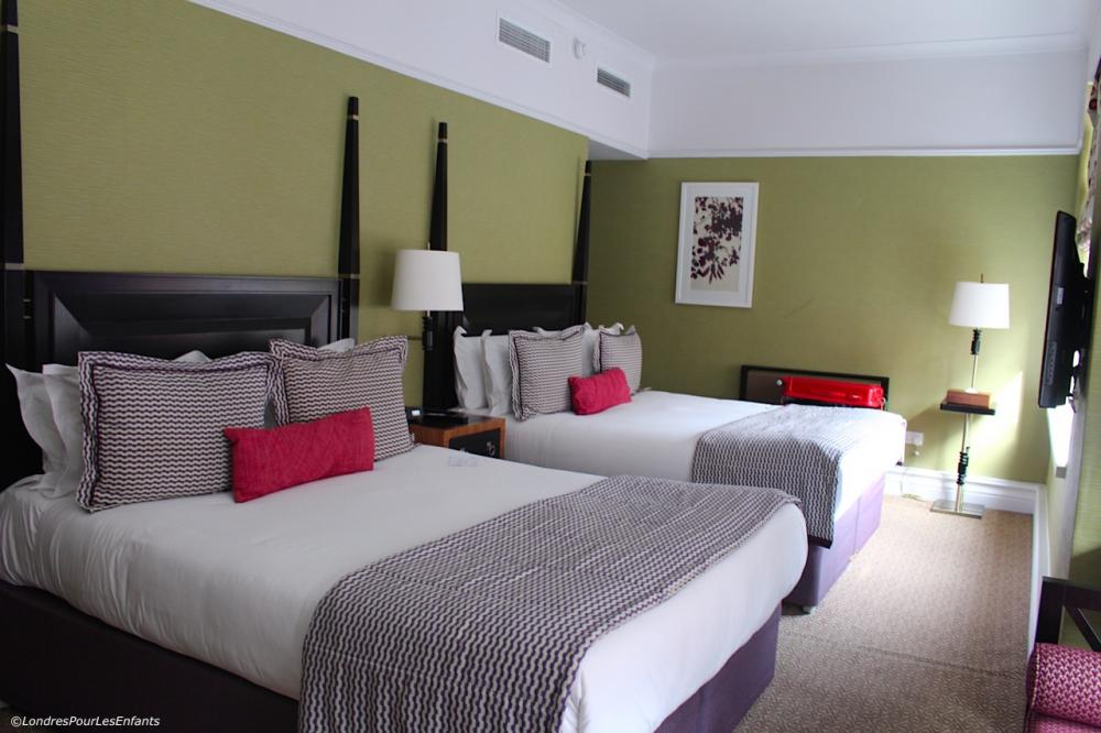 St Ermin's Hotel : Chambre familiale