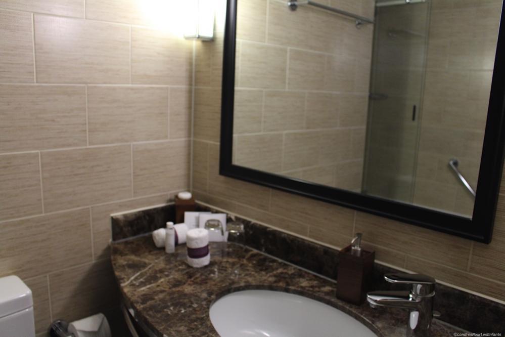 Salle de bain au St Ermin's Hotel
