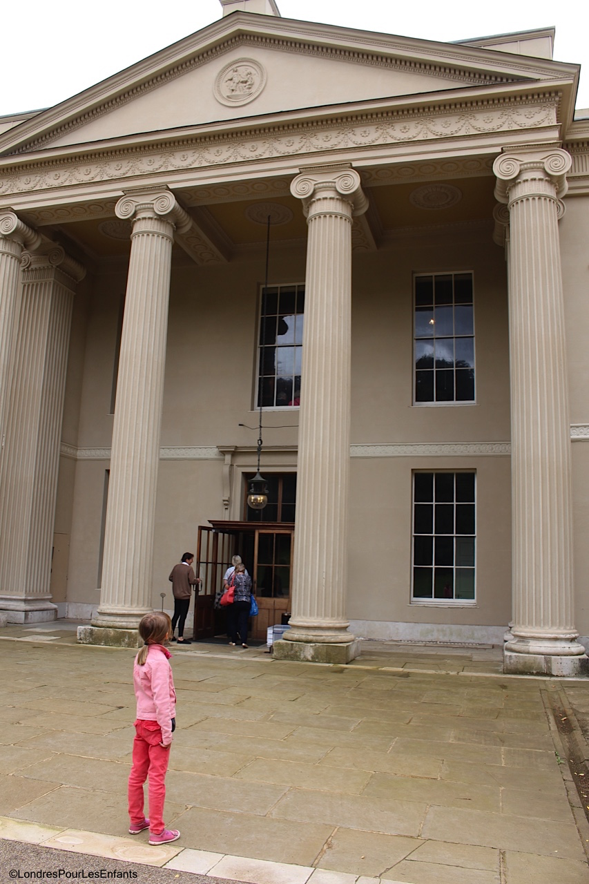Kenwood House avec les enfants