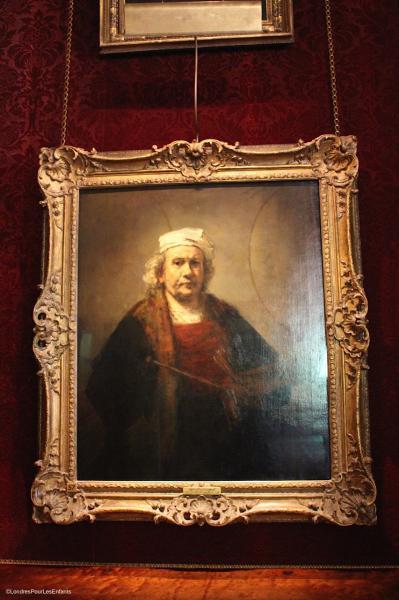 kenwood House : Rembrandt