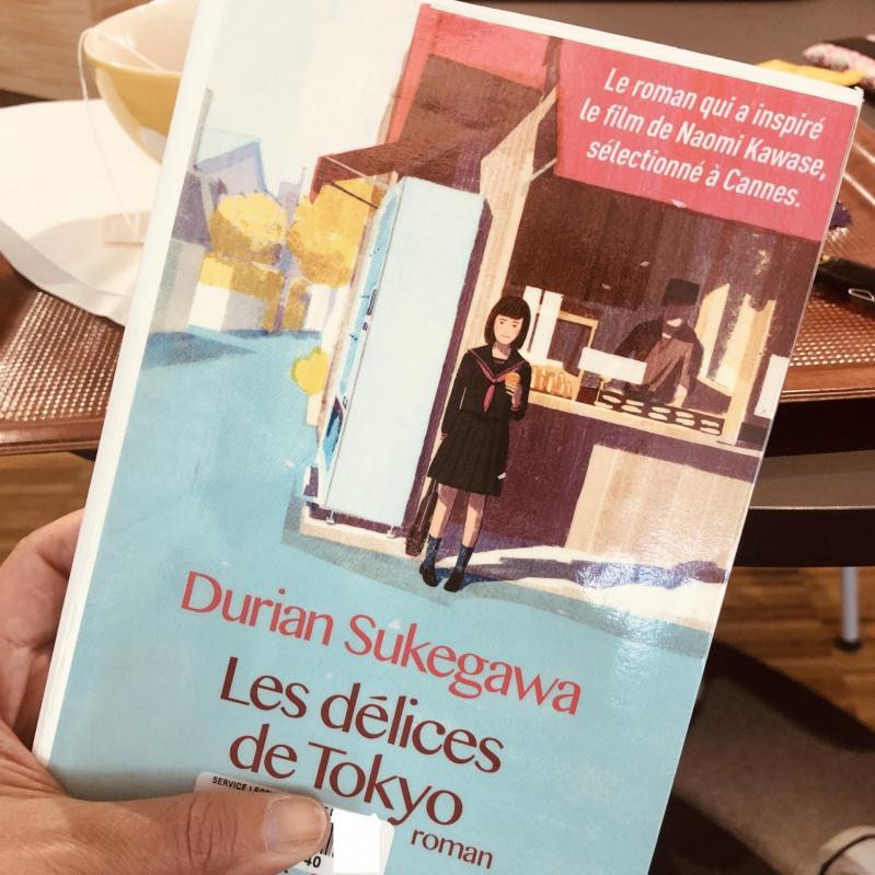 Week-end lecture #185 : Les Délices de Tokyo