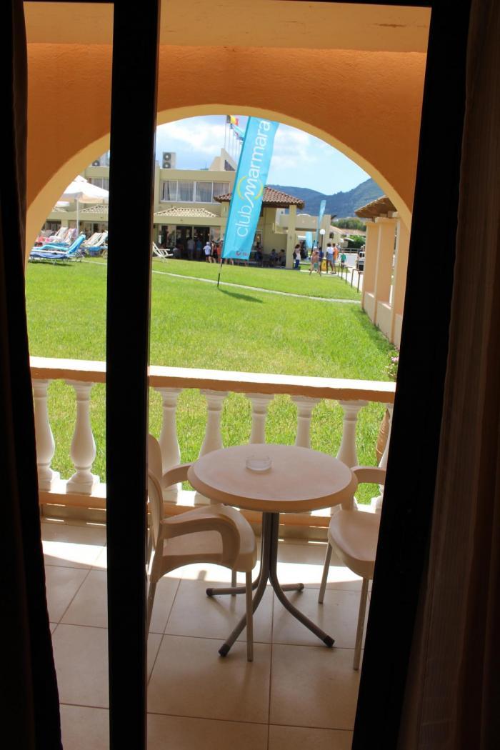 On a testé l' hotel Messonghi Beach (Club Marmara) à Corfou