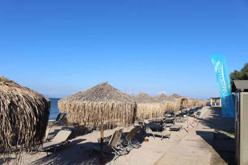 On a testé l' Hôtel Messonghi Beach (Club Marmara) à Corfou