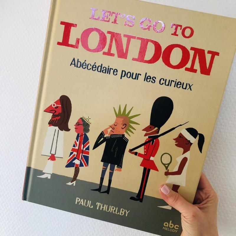 Week-end lecture #224 : Let's go To London