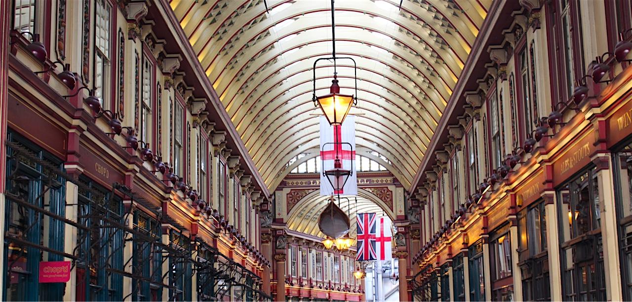Top 10 des lieux de tournage des films Harry Potter à Londres!