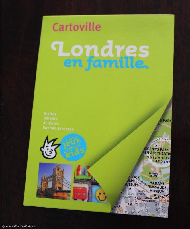 Cartoville Londres En Famille