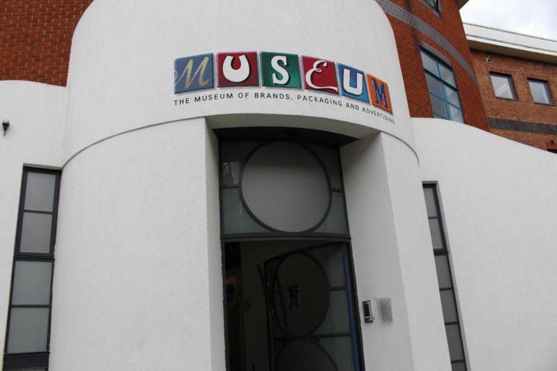 Museum of Brands London
