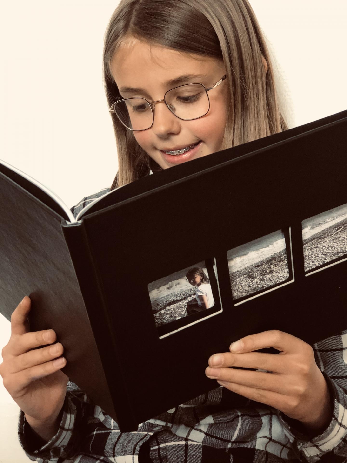 Nos souvenirs dans un livre photos avec Photoweb