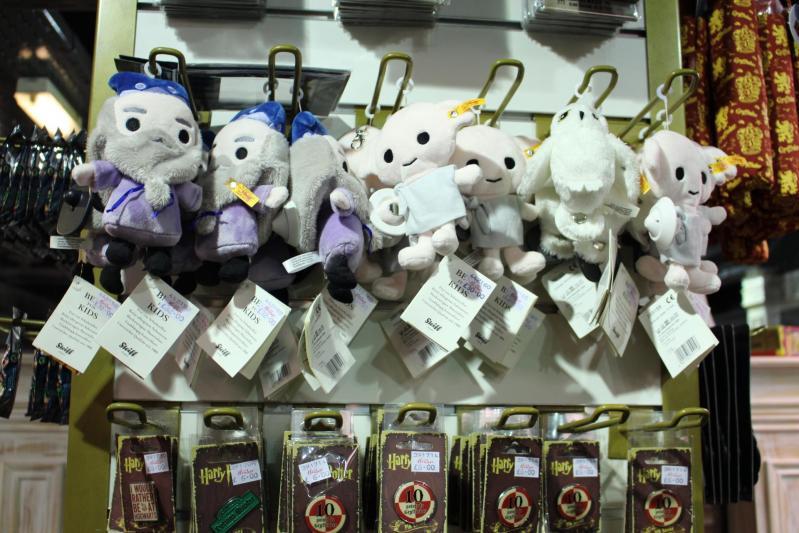 Séance Shopping Harry Potter dans le Centre de Londres