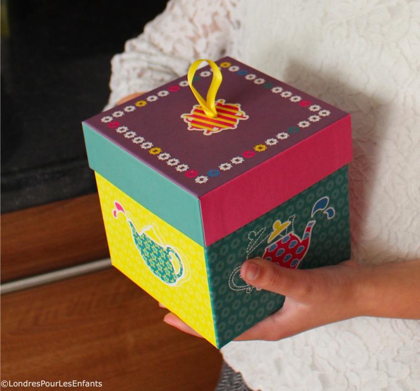 Envouthé! Une box originale et savoureuse!
