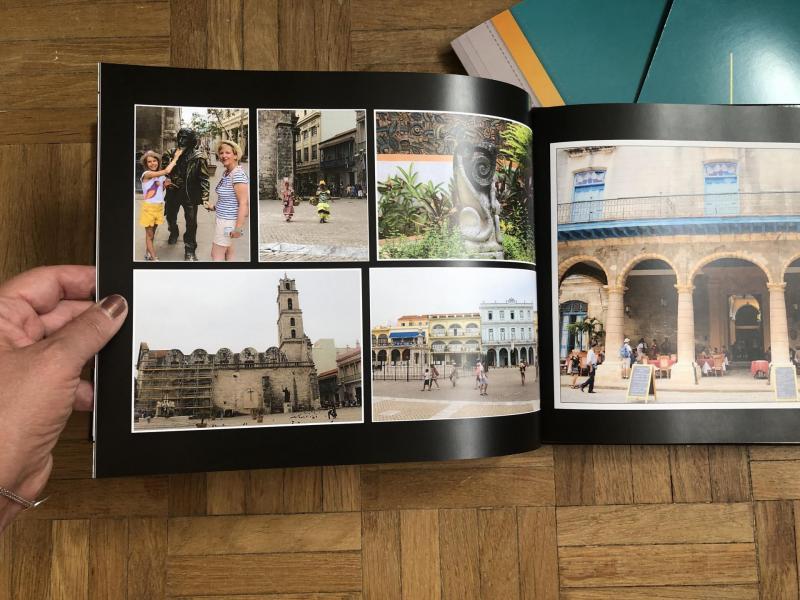 Nos souvenirs immortalisés en livres photo avec myFUJIFILM