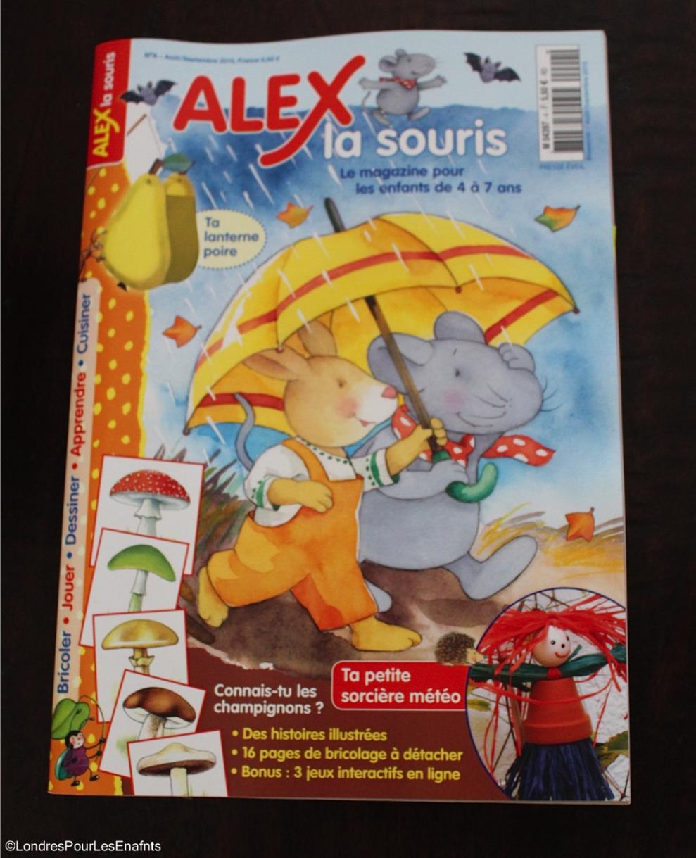 Alex magazine, avis