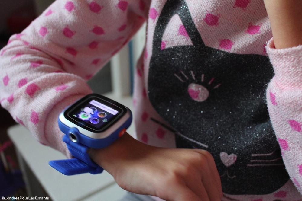 Test Kidizoom - Smart Watch de VTECH