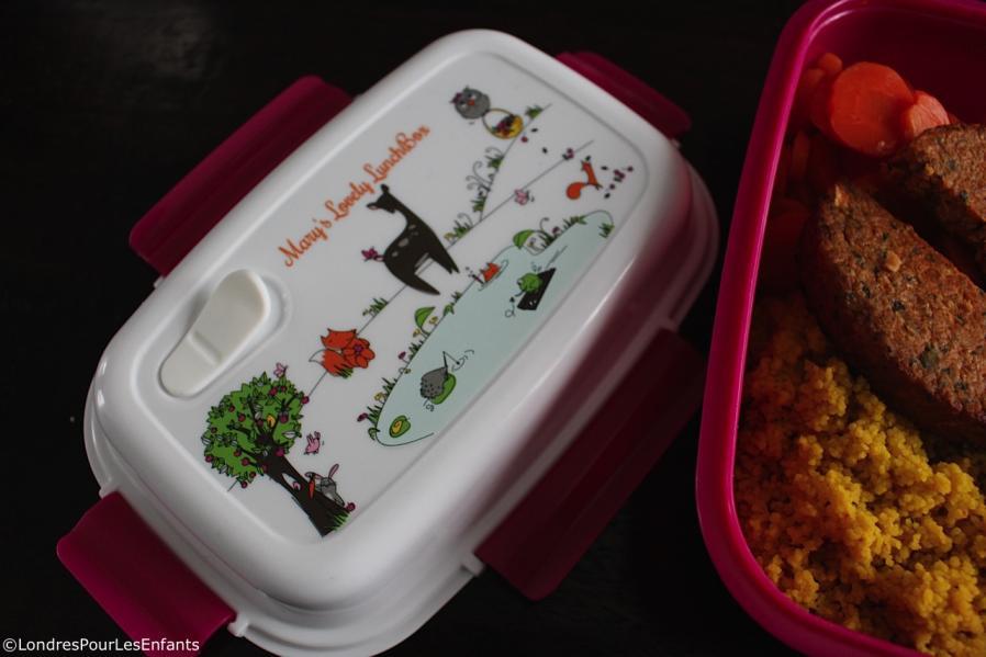 Lunch box enfant personnalisée