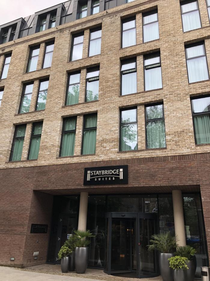 Se sentir comme à la maison au Staybridge Suites Vauxhall