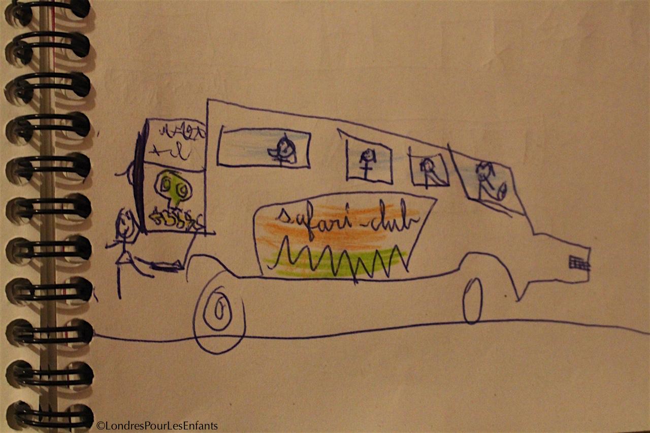 Carnets de voyages pour les enfants