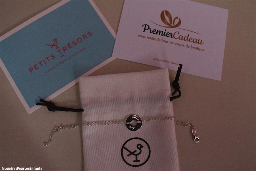 Bracelet Petits trésors