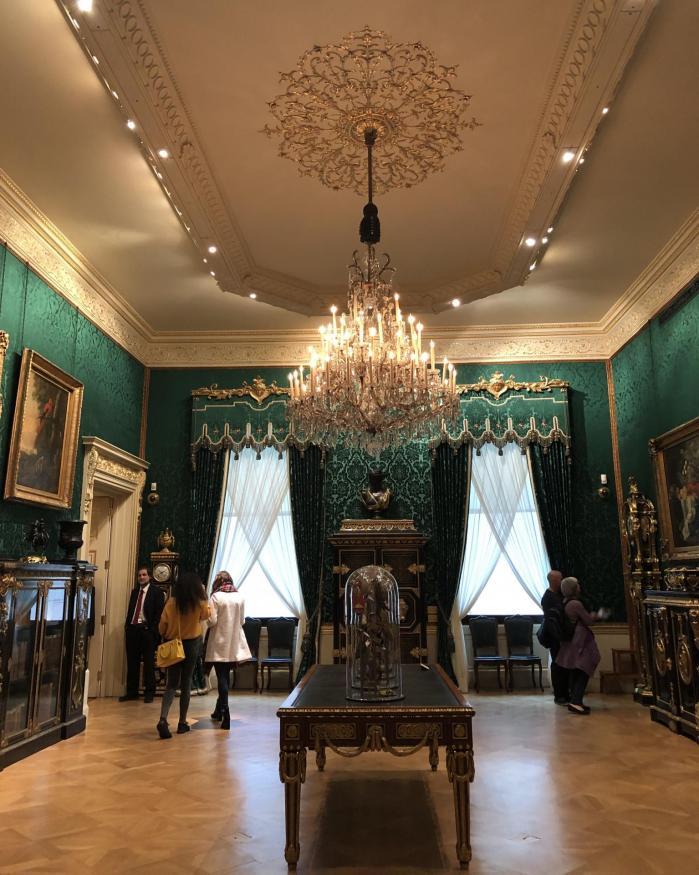 Visite de la Wallace Collection