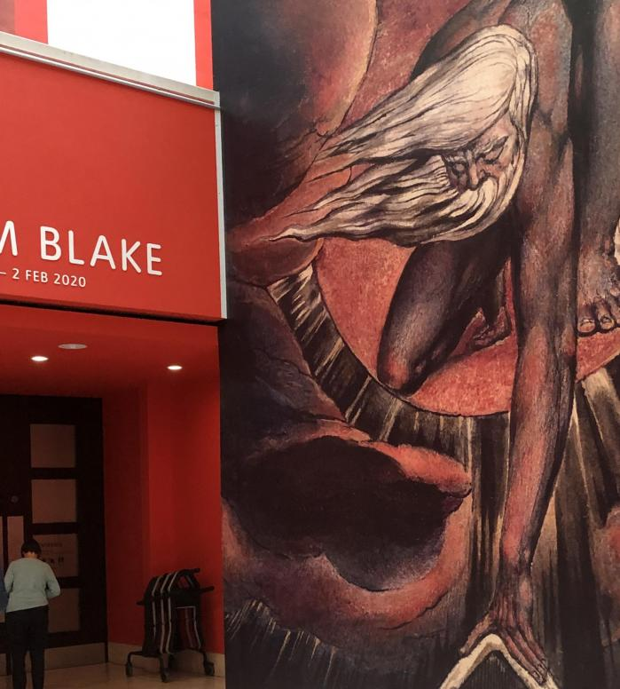William Blake à la Tate Britain