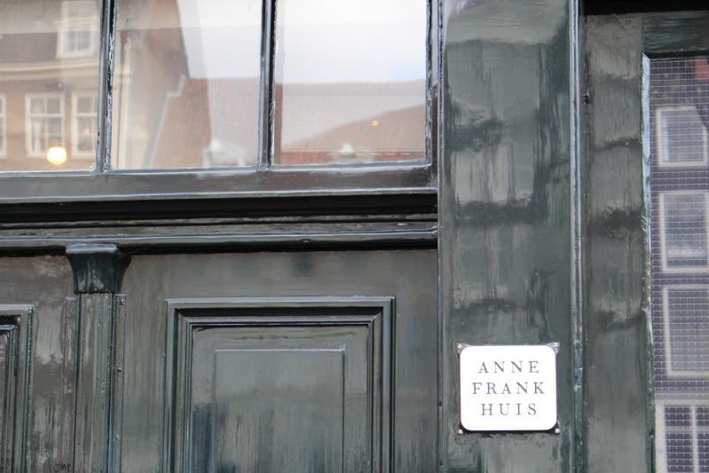 Visiter la Maison D'Anne Franck à Amsterdam