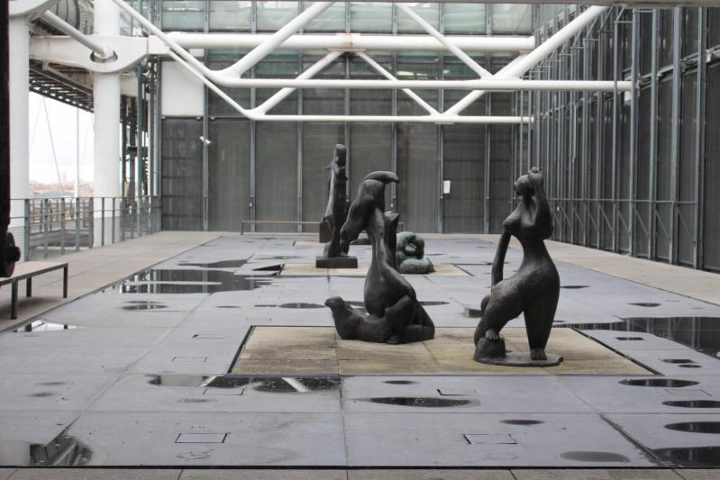 Le Centre Pompidou avec les Kids !