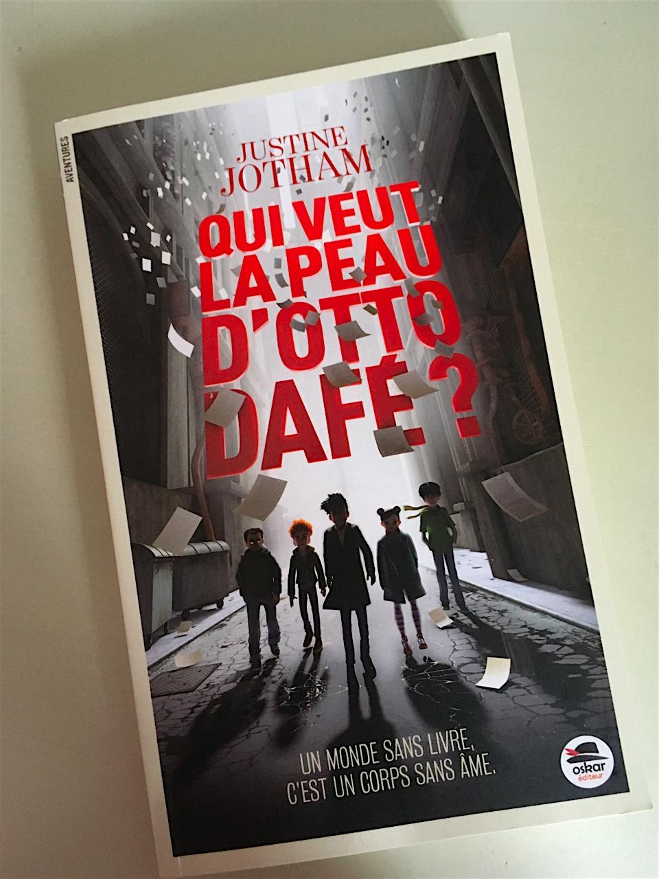 Qui veut la peau d'Otto Dafé?