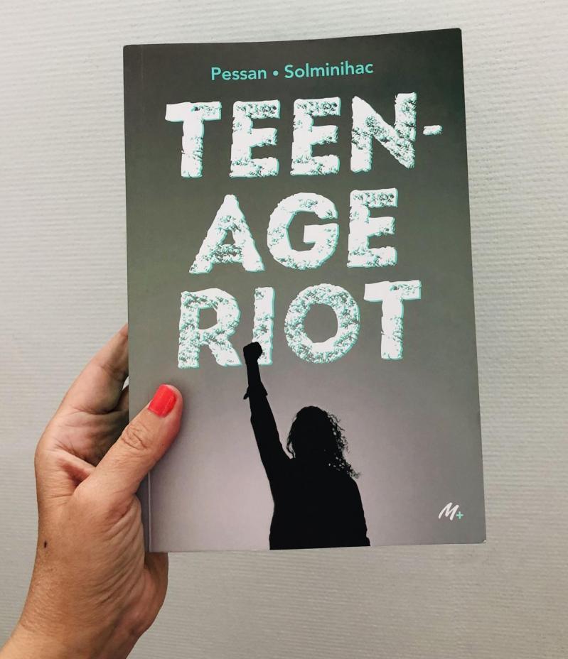 Avis Teenage Riot