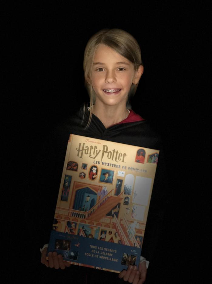 Week-end lecture #190 : Harry Potter, Les Mystères de Poudlard