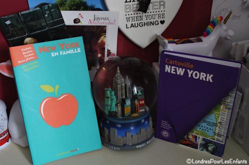 Guide New York en Famille et Cartonville New York