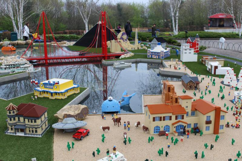 Escapade à Legoland Windsor !