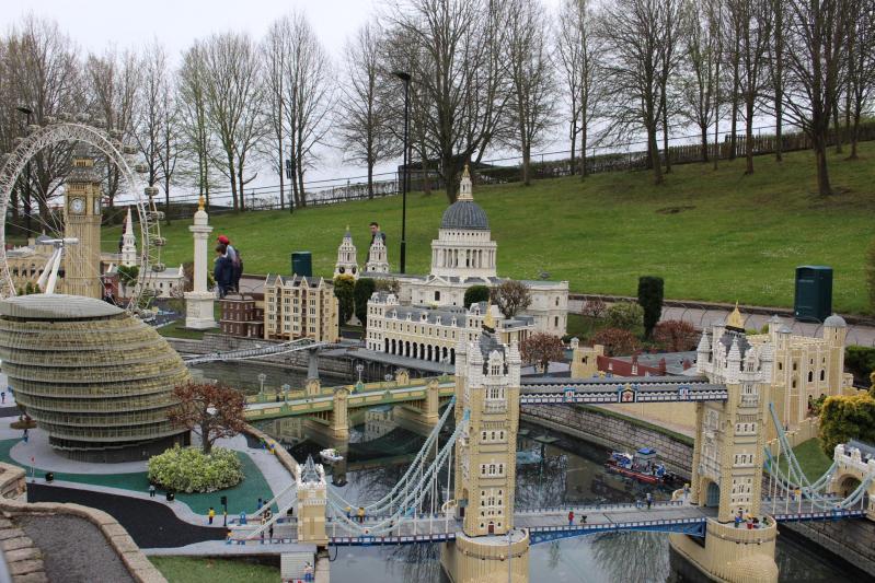 Comment se rendre à Legoland© Windsor par ses propres moyens