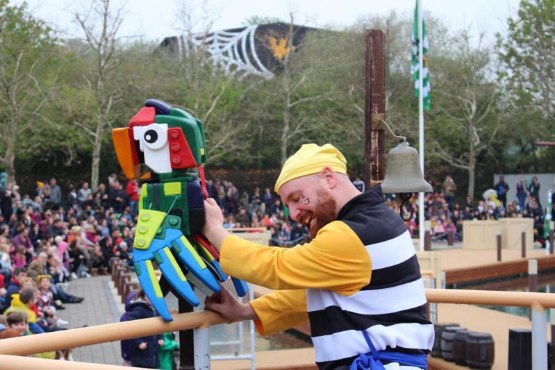 Escapade à Legoland Windsor