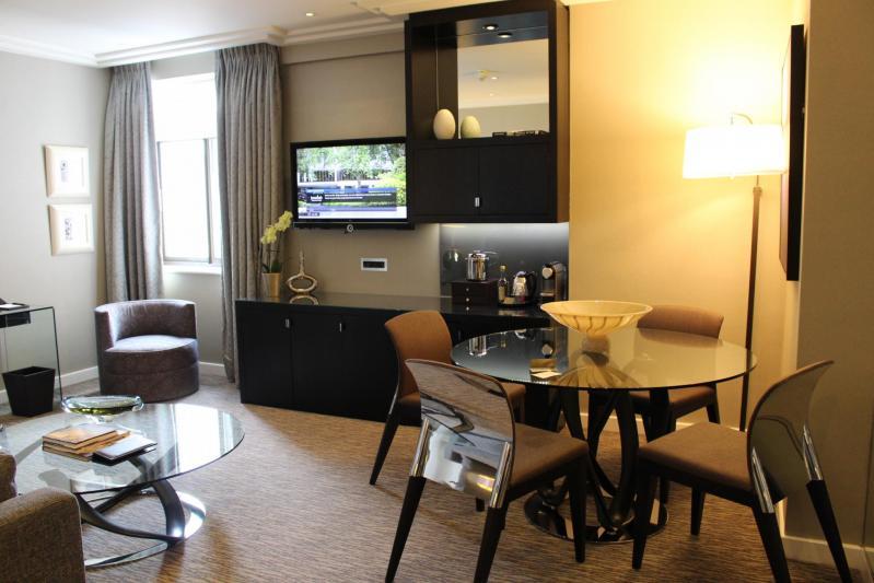 Passer une nuit dans le Sublime hôtel Jumeirah Carlton Tower