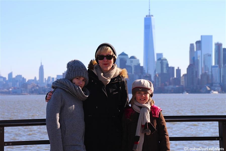 New York pour les enfants