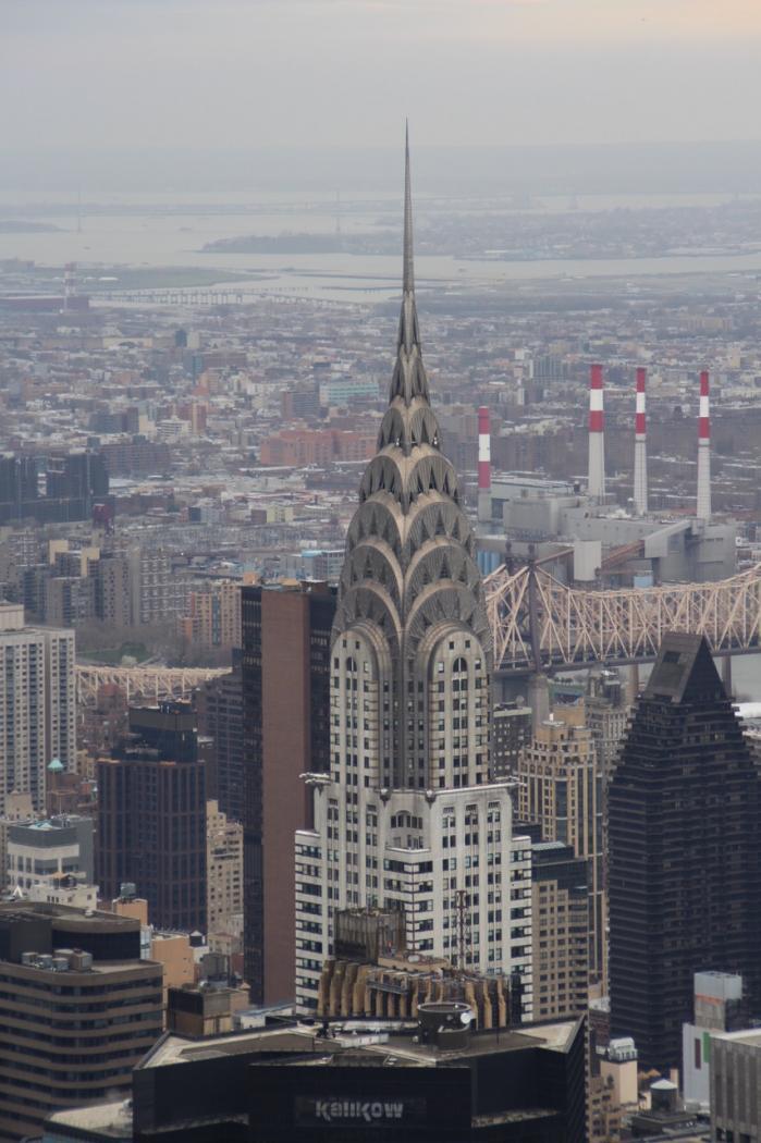 Visiter l'Empire State Building avec les kids
