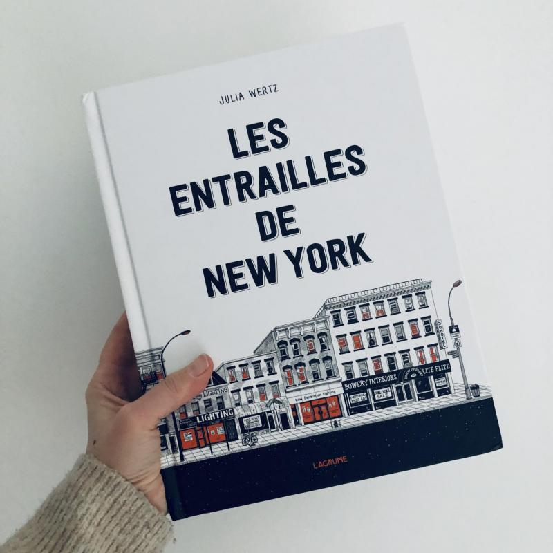 Week-end lecture #194 : Les Entrailles de New York