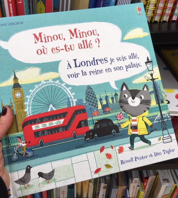 Week-end lecture # 143 : Minou, Minou où es-tu allé ?