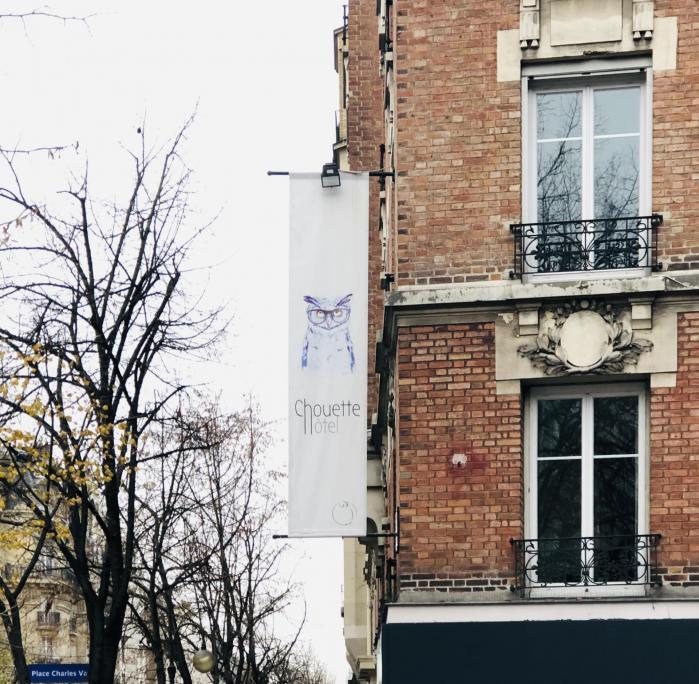 Un Séjour au top au Chouette Hotel à Paris