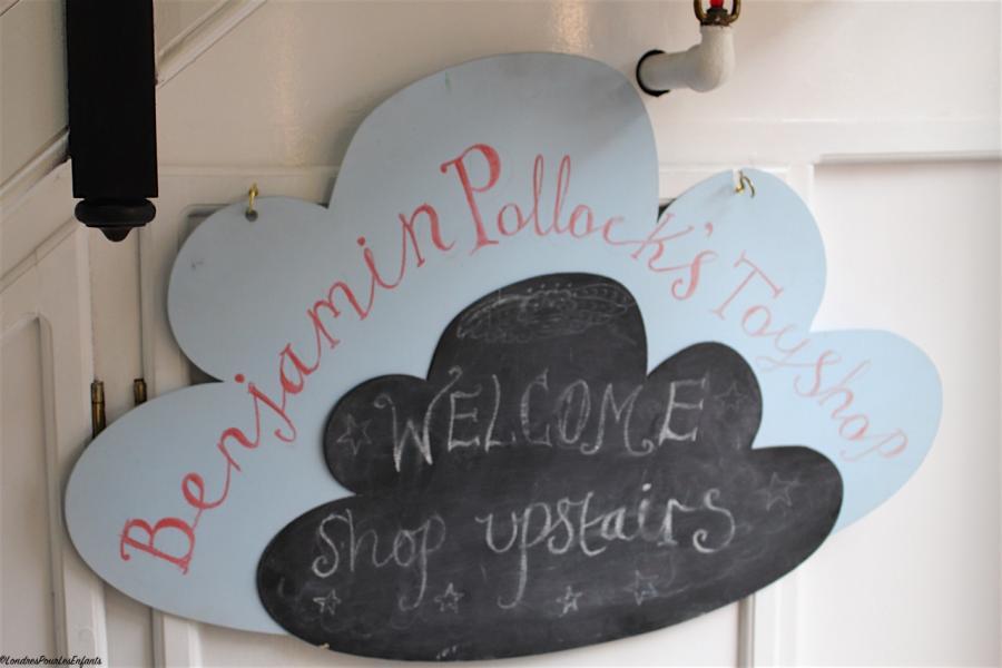 Pollock's Toyshop London